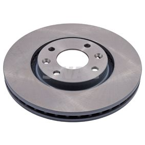 Bremsscheibe Bremsscheibendicke: 26mm, Ø: 283,0mm mit OEM-Nummer E169142