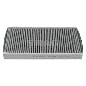 Filter, Innenraumluft Länge: 320mm, Breite: 150,0mm, Höhe: 34mm mit OEM-Nummer 6447 TC