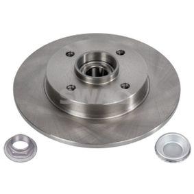 Bremsscheibe Bremsscheibendicke: 9mm, Ø: 249,0mm mit OEM-Nummer 424966