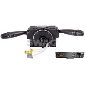 Switch, headlight Black, Number of connectors: 22 with OEM Number 96 605 668 XT