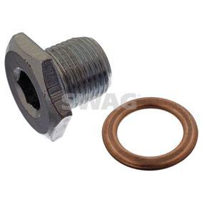 Tapón roscado, colector de aceite 62 94 7130 SAXO (S0, S1) 1.5D ac 2004