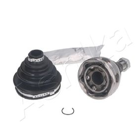 Joint Kit, drive shaft Int. teeth. wheel side: 25 with OEM Number 169 360 4472