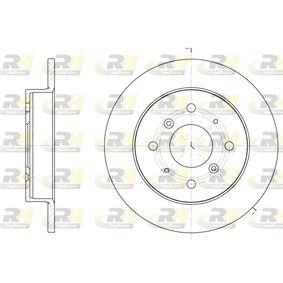 Спирачен диск 6208.00 800 (XS) 2.0 I/SI Г.П. 1997
