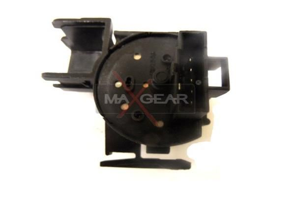 MAXGEAR  63-0012 Ignition- / Starter Switch Number of connectors: 5