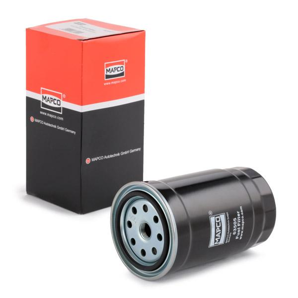 Inline fuel filter MAPCO 63505 expert knowledge