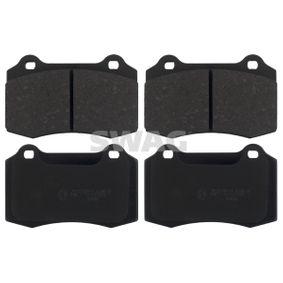 Bremsbelagsatz, Scheibenbremse Breite: 69,3mm, Dicke/Stärke 1: 14,8mm mit OEM-Nummer MXD-2750-AA