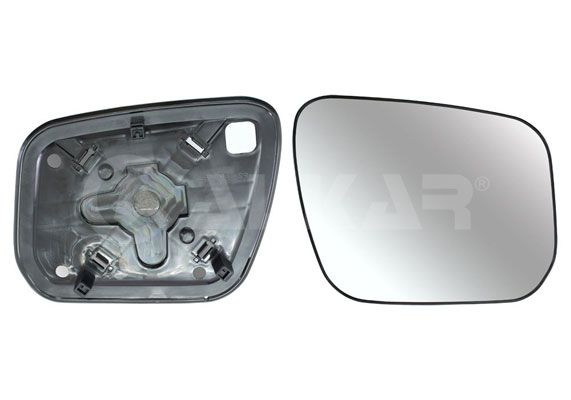 ALKAR  6402980 Mirror Glass, outside mirror