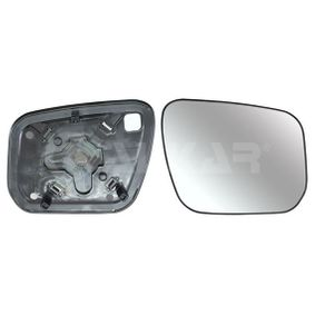 Mirror Glass, outside mirror with OEM Number 84730-78K00