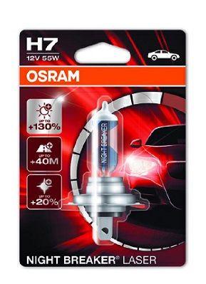 Glühlampe, Fernscheinwerfer OSRAM H7 4052899436817