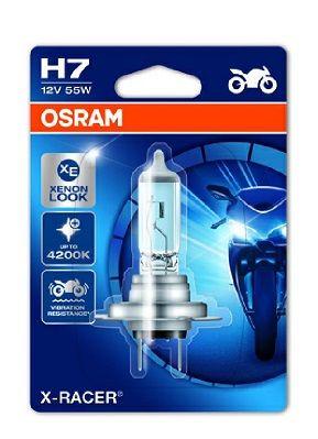 Glödlampa, fjärrstrålkastare OSRAM 64210XR-01B rating