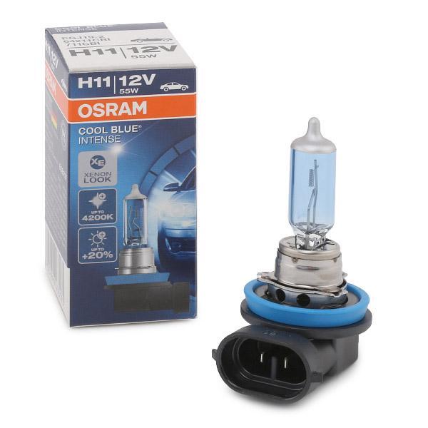 OSRAM COPPIA DI LAMPADE H11 COOL BLUE INTENSE XENON Cod 64211CBIDUO