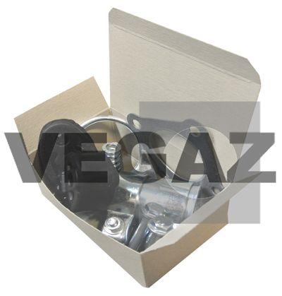 VEGAZ  RA-124 Montagesatz, Schalldämpfer
