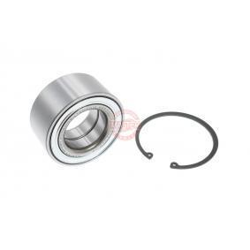 2007 Mercedes W245 B 180 CDI 2.0 (245.207) Wheel Bearing Kit 6509-SET-MS