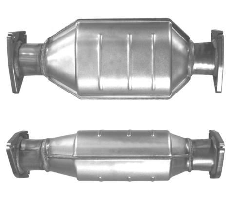 Katalytisk omvandlare MOK-909 VEGAZ MOK-909 original kvalite