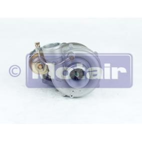 MOTAIR Lader, Aufladung 660227 für AUDI 100 Avant (4A, C4) 2.5 TDI ab Baujahr 12.1990, 115 PS