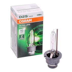 Glühlampe, Fernscheinwerfer D2S (Gasentladungslampe), 35W, 85V 66240ULT