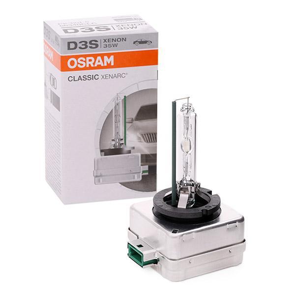 Glühlampe, Fernscheinwerfer OSRAM 66340CLC Erfahrung