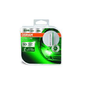 Крушка с нагреваема жичка, фар за дълги светлини D3S (газоразрядна лампа), 35ват, 42волт 66340ULT-HCB