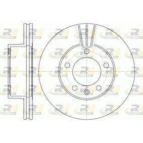 Bremsscheibe Bremsscheibendicke: 28mm, Lochanzahl: 5, Ø: 305mm mit OEM-Nummer 91 11 038