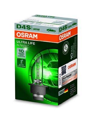 Glühlampe, Fernscheinwerfer OSRAM 66440ULT Erfahrung