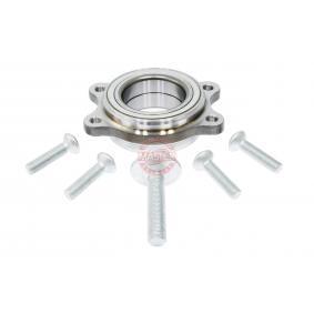 Radlagersatz Innendurchmesser: 61mm mit OEM-Nummer 4H0 498 625 A