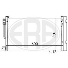 Kondensator, Klimaanlage mit OEM-Nummer 13389472