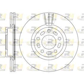 Brake Disc Brake Disc Thickness: 25mm, Num. of holes: 5, Ø: 299,9mm, Ø: 299,9mm with OEM Number C26Y3325XB
