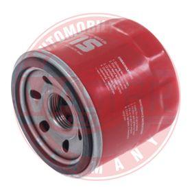 Ölfilter Ø: 66mm, Außendurchmesser 2: 62mm, Innendurchmesser 2: 54mm, Höhe: 65mm mit OEM-Nummer 15208KA011