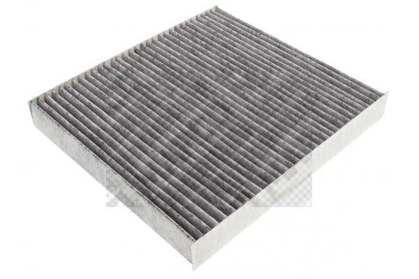 MAPCO  67240 Filter, Innenraumluft Länge: 255mm, Breite: 234mm, Höhe: 30mm