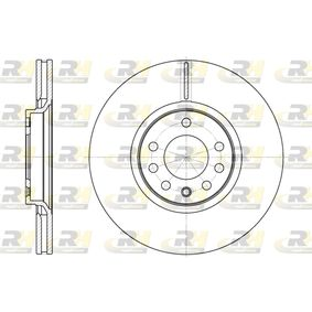 Bremsscheibe 6729.10 ZAFIRA B (A05) 1.7 CDTI (M75) Bj 2011
