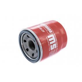 Ölfilter Ø: 66mm, Außendurchmesser 2: 62mm, Innendurchmesser 2: 52mm, Innendurchmesser 2: 52mm, Höhe: 75mm mit OEM-Nummer 15853-99170