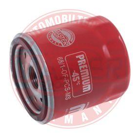 Oil Filter Ø: 66mm, Outer diameter 2: 62mm, Inner Diameter 2: 55mm, Inner Diameter 2: 55mm, Height: 75mm with OEM Number 1616399880