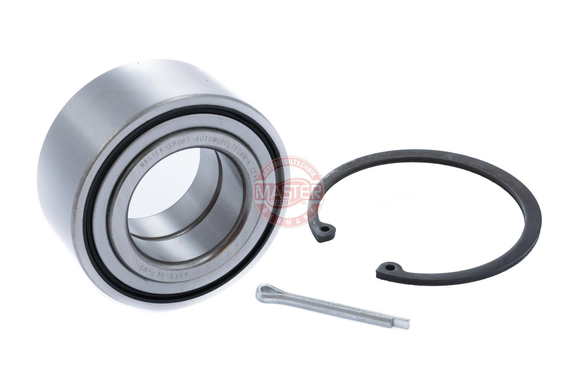 Wheel Hub Bearing 6812-SET-MS MASTER-SPORT 190068121 original quality