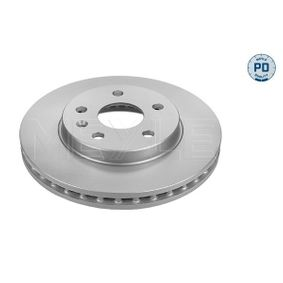 Bremsscheibe Bremsscheibendicke: 30mm, Lochanzahl: 5, Ø: 296mm mit OEM-Nummer 569 063