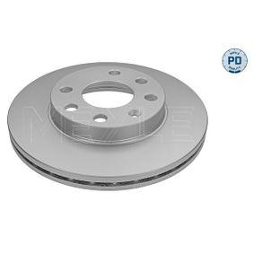 Bremsscheibe Bremsscheibendicke: 20mm, Lochanzahl: 4, Ø: 236mm mit OEM-Nummer 569014