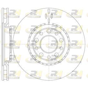 Bremsscheibe Bremsscheibendicke: 28mm, Lochanzahl: 5, Ø: 305,3mm mit OEM-Nummer 51760621