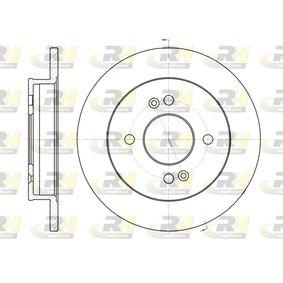 2012 Hyundai i20 Mk1 1.2 Brake Disc 6991.00