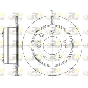 Bremsscheibe Bremsscheibendicke: 20mm, Lochanzahl: 5, Ø: 314,9mm mit OEM-Nummer 58411 3E300