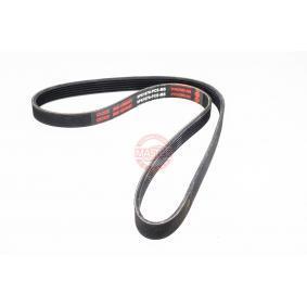 V-Ribbed Belts Length: 6mm, Number of ribs: 1070 with OEM Number 03L903137