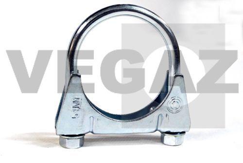 VEGAZ  S-M8X54 Rohrverbinder, Abgasanlage