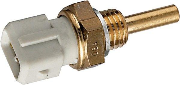 HELLA  6PT 009 309-931 Sensore, Temperatura refrigerante N° poli: 2a... poli, Apert. chiave: 19