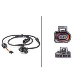 Sensor, Raddrehzahl Art. Nr. 6PU 012 806-181 120,00€