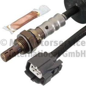 Lambdasonde Kabellänge: 400mm mit OEM-Nummer 36532-PWA-G01