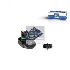 Sensor, pressão colector de admissão Número de pólos: 4pólos com códigos OEM 9158595