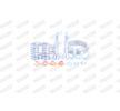 OEM Montagesatz, Katalysator WALKER 87601