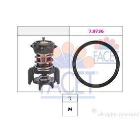 Thermostat, coolant with OEM Number 04L121026J