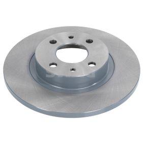 SWAG спирачен диск (70 91 0618) за с ОЕМ-номер 60808872