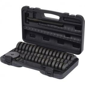 KS TOOLS Thrust Piece Set, press in / out tool 700.1350