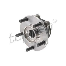 Wheel Bearing Kit with OEM Number 40202 JG01B