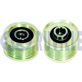 RUVILLE  7055 Radlagersatz Ø: 80,00mm, Innendurchmesser: 45,00mm